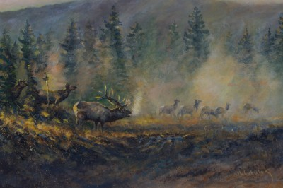 Elk Wallow 22 x14